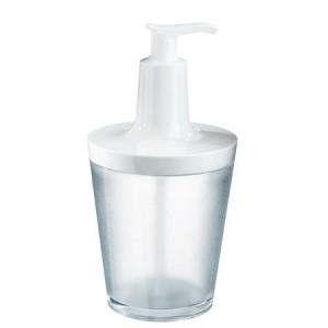 Distributeur de savon translucide koziol flow