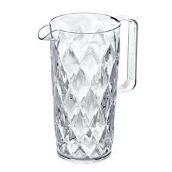 Carafe transparente koziol crystal