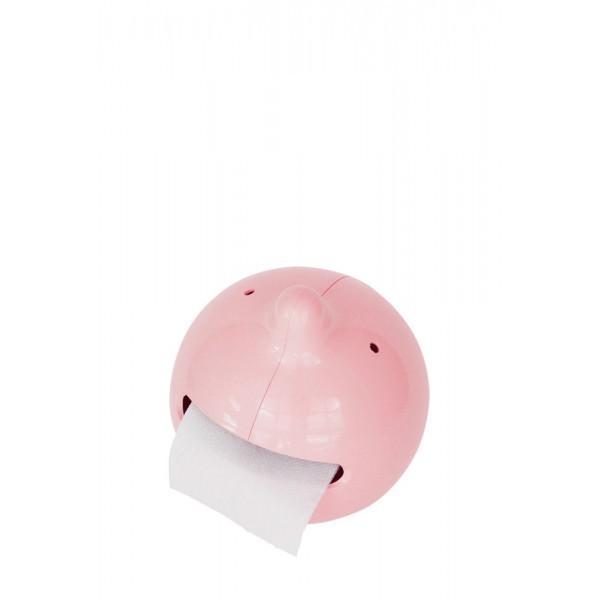 Propaganda Toilettenpapierhalter Mr P The Wiper Pink Kdesign