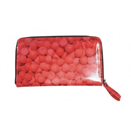 Portefeuille compagnon fraises tagada letterbox