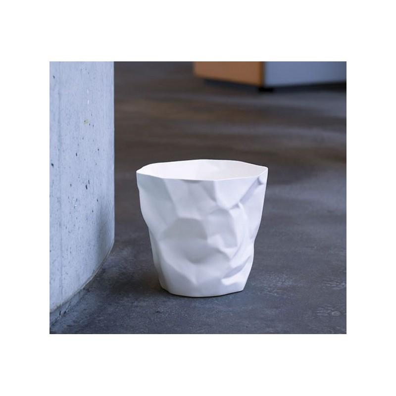 poubelle de bureau blanche design bin bin essey. Black Bedroom Furniture Sets. Home Design Ideas
