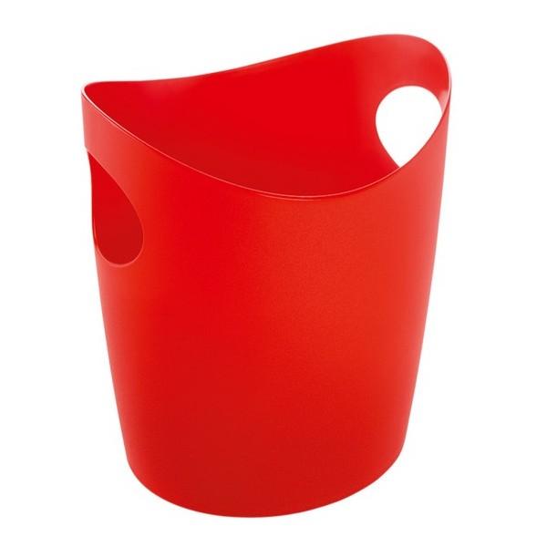 panier de rangement design rouge koziol bottichelli xl. Black Bedroom Furniture Sets. Home Design Ideas