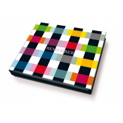 Bloc-notes carnet original rememner colour caro