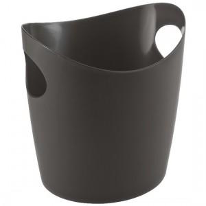 panier-a-linge-noir-design-bottichelli-xl-koziol