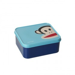 Boîte lunch box paul franck bleu