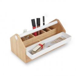 Boîte à bijoux bois originale umbra toto box