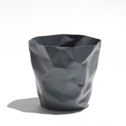 Corbeille Bin Bin Essey gris graphite 31 cm