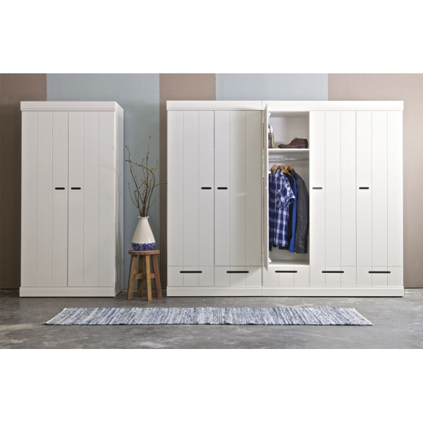 armoire design blanche amazing armoire adulte design blanche gennycm portes avec miroirs with. Black Bedroom Furniture Sets. Home Design Ideas