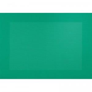 Set de table vert émeraude asa