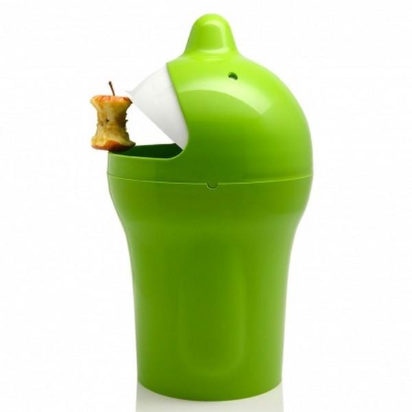 poubelle originale salle de bains propaganda mr p be happy vert