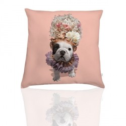Teo jasmin cushion cover teo toinette pink
