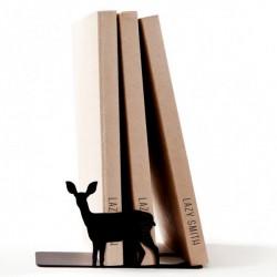 Serre livres biche jungle bookend lazy smith