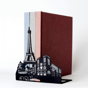 Serre livres urban bookend paris pa design