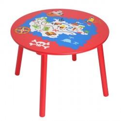 Petite table enfant P'tits pirates la chaise longue