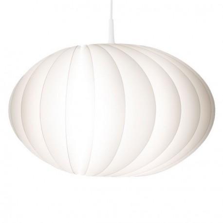 suspension boule blanche vita disca. Black Bedroom Furniture Sets. Home Design Ideas