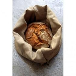 Corbeille à pain tissu noyaux de cerises tissu 203 c quoi S