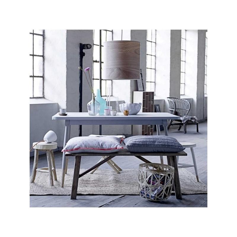 Tapis salon design original gris motifs g om triques for Tapis original salon