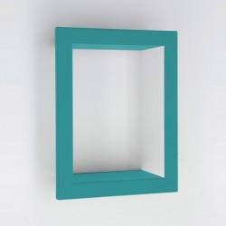 Presse Citron Big High Metal Shelf Frame turquoise