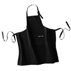 Tablier de cuisine noir asa 250°c