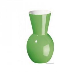 Vase vert porcelaine colori asa L
