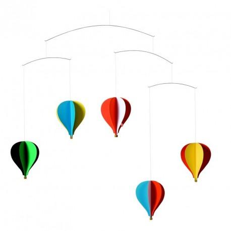 Mobile montgolfière 5 flensted