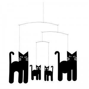 Mobile pour bébé chats flensted