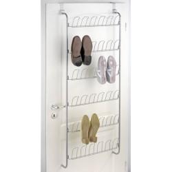 Etagère à chaussure à suspendre sur porte wenko
