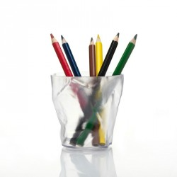 Pen pen essey pot à crayons transparent