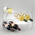 Range bouteilles empilable en métal zeller