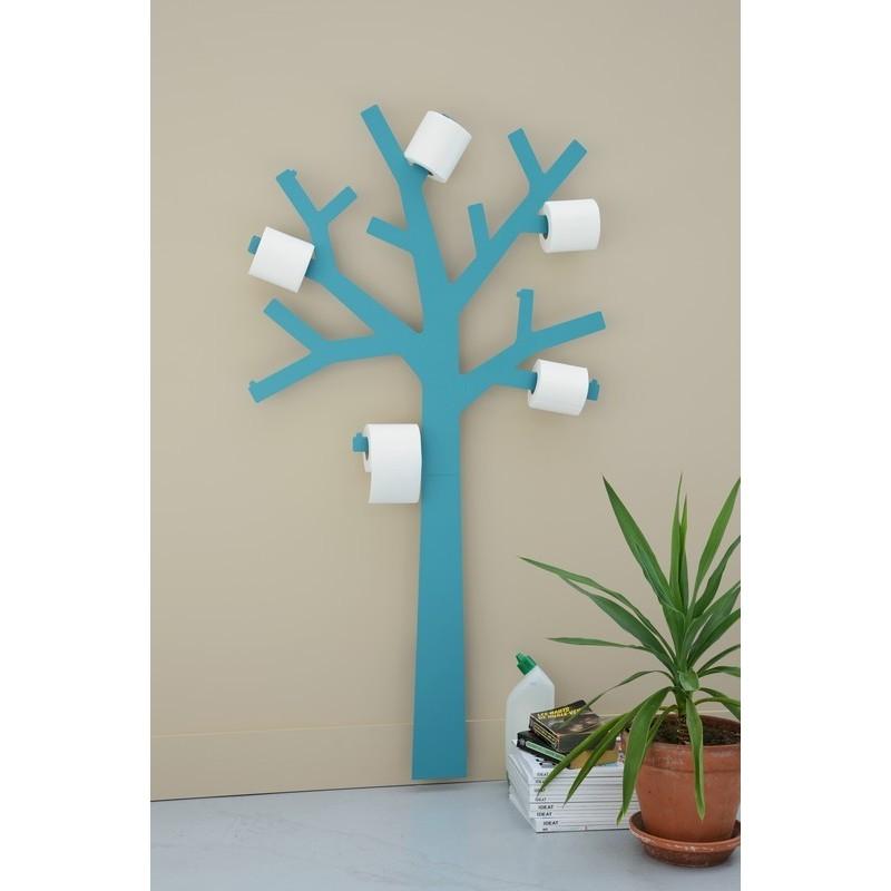 Presse citron porta carta igienica da muro albero pqtier turchese - Albero porta carta igienica ...