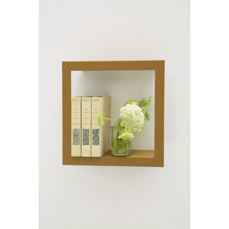 etagere cadre tole presse citron big stick cumin. Black Bedroom Furniture Sets. Home Design Ideas