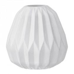 Bloomingville vase blanc origami 21900026