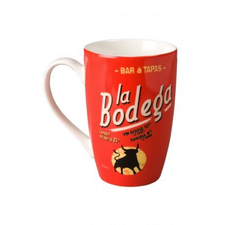 Mug à café bodega