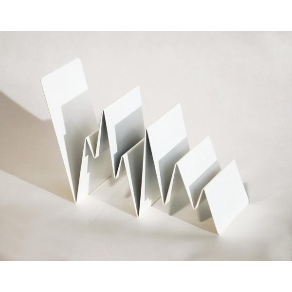 porte courrier organiseur de bureau blanc cedon tabula rasa. Black Bedroom Furniture Sets. Home Design Ideas