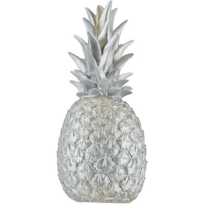 Lampe ananas pina colada goodnight light argent for Ananas deco argent