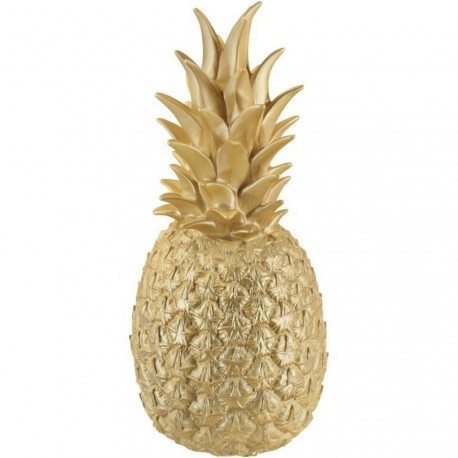 Lampe ananas dorée pina colada Goodnight Light