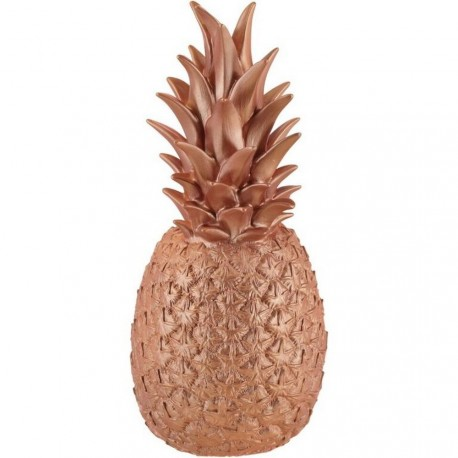 Lampe ananas bronze Pina Colada Goodnight Light
