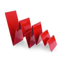 Range courrier bureau rouge Cedon Tabula Rasa