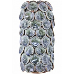 House doctor vase dot gris Ch0503