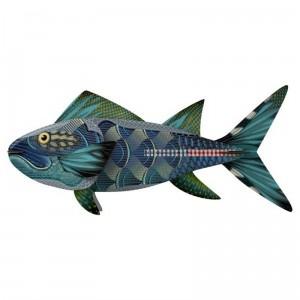 Miho poisson decoratif Miguel