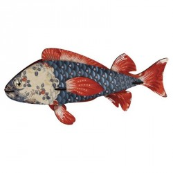 Miho trophee poisson decoratif heartbreaker FISHM172
