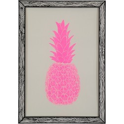 Affiche ananas rose The prints by Marke Newton