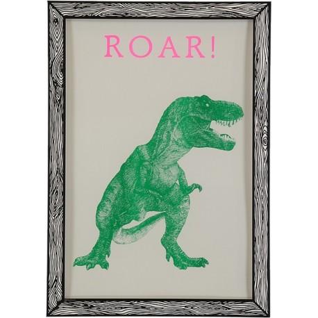 Affiche T-Rex Roar The prints by Marke Newton