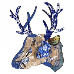 Miho wall decor deer head Prince Charming