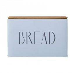 Bloomingville boîte à pain bleu pastel