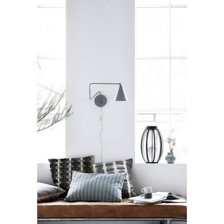 House doctor Cb0685 applique murale game gris