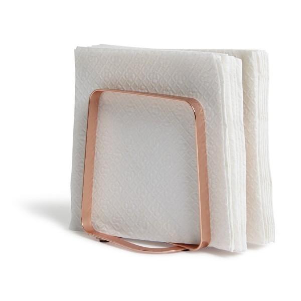 Umbra 330287 880 pulse porte serviettes en papier cuivre - Porte serviette papier ...