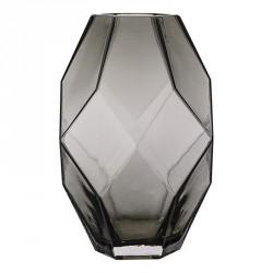 Bloomingville Vase smoke Glass