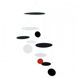 Mobile décoratif suspendu livingly ufo mobile