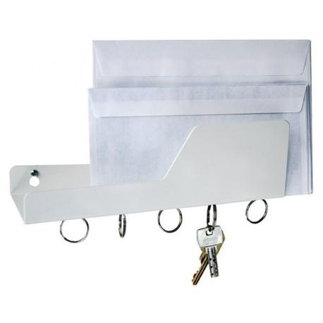 Boîte à clés Puhlmann blanc